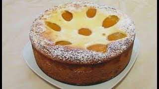 Кремовый творожный пирог!-Ну,оОчень нежный и вкусный!