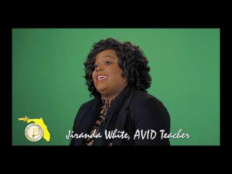 Roulhac Middle School AVID Testimonial Video Presentation 1-23-19