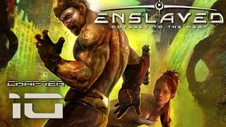Enslaved: Odyssey to the West - Chapter 10 - The Titan Factory