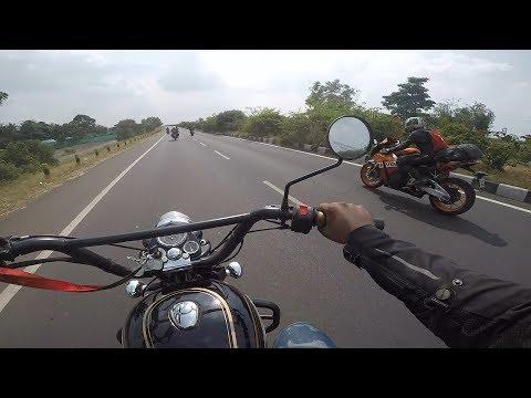 IBW 2017 road trip with superbikes | Mumbai to Goa