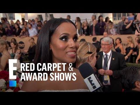 "Kerry Washington on the Long-Awaited Return of ""Scandal"" 