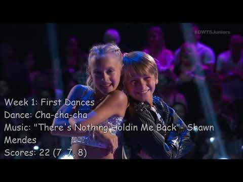 Hudson West - All Dancing with the Stars: Juniors Performances