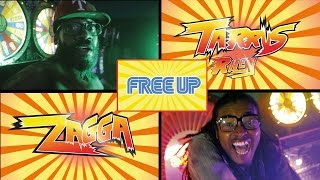Tarrus Riley & Zagga - Free Up [Official Video 2014]