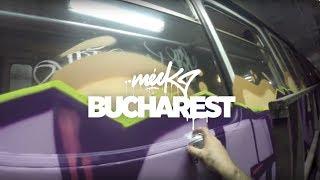 MECK - Metro Graffiti Bucharest