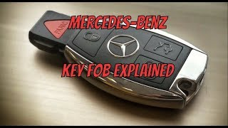 2016 Mercedes Benz ML350 Key Fob Explanation, Learning Tutorials streaming
