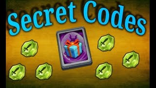 Secret Codes For Shards And Special Hero Card