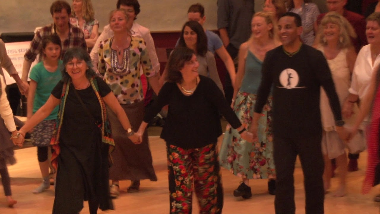Last Night 2017 Findhorn Festival of Sacred dance Music & Song