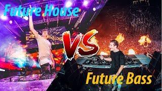 Future House Vs Future Bass
