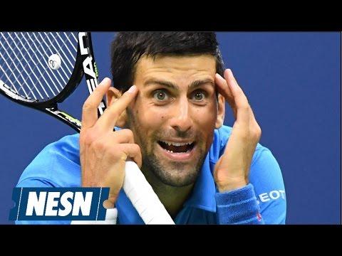 Novak Djokovic Upset At Australian Open In Second Round