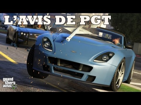 GTA V : Notre avis sur la conduite