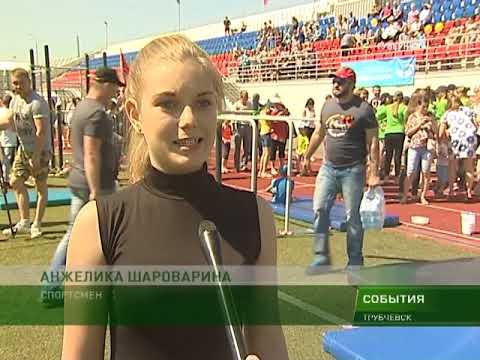Фестиваль воркаута прошел в Трубчевске 08 05 18