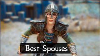 Skyrim: Top 5 Spouses - Greatest Wives and Husbands of The Elder Scrolls 5: Skyrim (Part 3)
