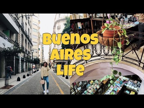 day in the life of an international intern in buenos aires argentina!
