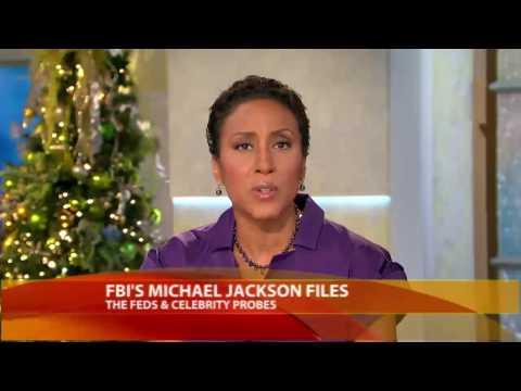 Michael Jackson's FBI Files Released