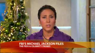 Michael Jackson's FBI Files Released