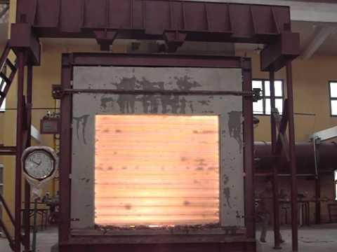 Vina-Sanwa fire rated shutter 2008 Part2