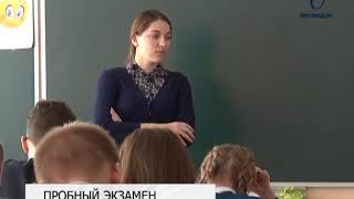 В школах Белгорода начались проверочные работы для выпускников