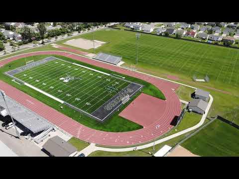 West Fargo High School Packer Stadium & Outdoor Green Spaces