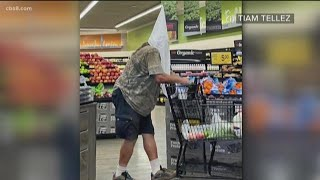 Man wears KKK hood to Santee grocery store