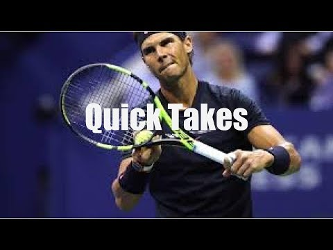 Analysis: Nadal wins U.S. Open Title with win over Kevin Anderson | Live Chat