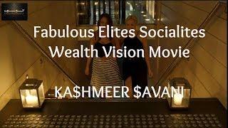 FABULOUS ELITE SOCIALITES VISUALISATION MOVIE