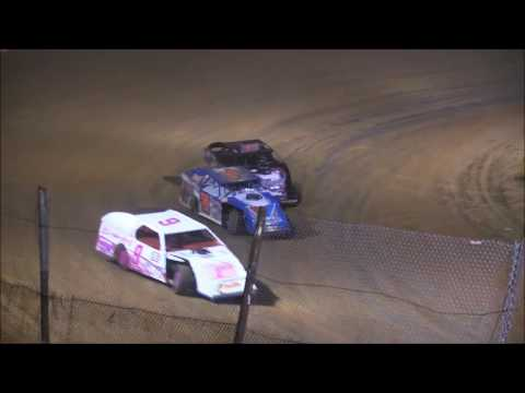 Open Wheel Modified Heat #1 from Ponderosa Speedway, November 5th, 2016.