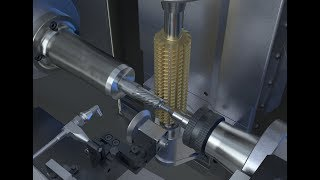 HLC 150 H - Complete Gear Cutting Solution!