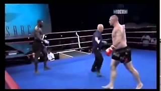 Paul Slowinski vs Patrice