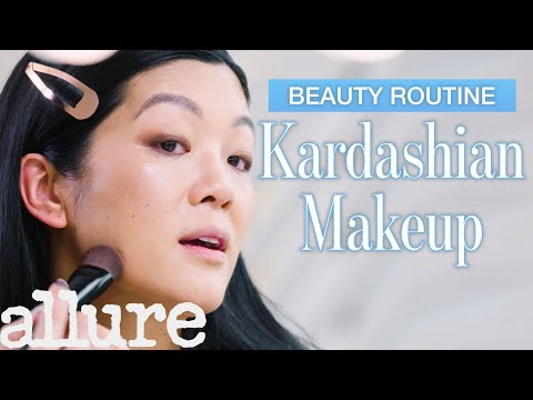 Beauty Expert Tries Kim Kardashian's $357 Everyday Makeup Tutorial | Allure