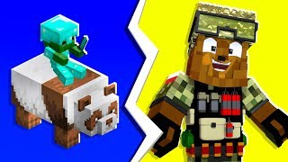 Minecraft - 4-Player OG Classic MCInfected Gamemode   JeromeASF