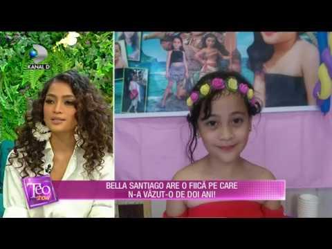 Teo Show (15.01.2019) - Bella Santiago a suferit enorm, pana a ajuns un fenomen in muzica!