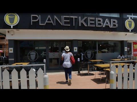 Nikiwe learns the amazing story behind Planet Kebab in Ghana