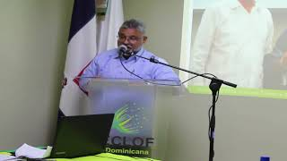 Informe de William Jiménez, director ejecutivo Eclof Dominicana el la Asamblea Ordinaria 2018