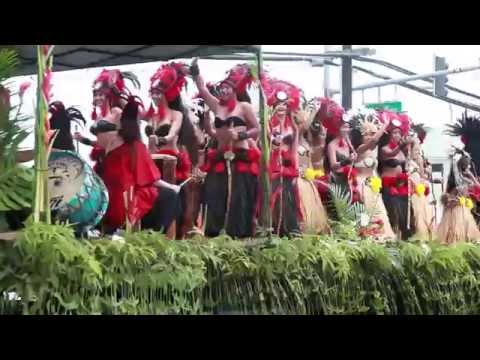 2015 Merrie Monarch Parade