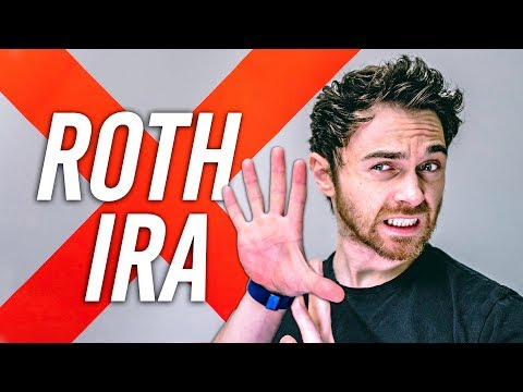 Roth IRA: What It Is and Why I Don't Have One