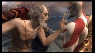 God of War 2 - Titan Mode #14, Icarus Battle