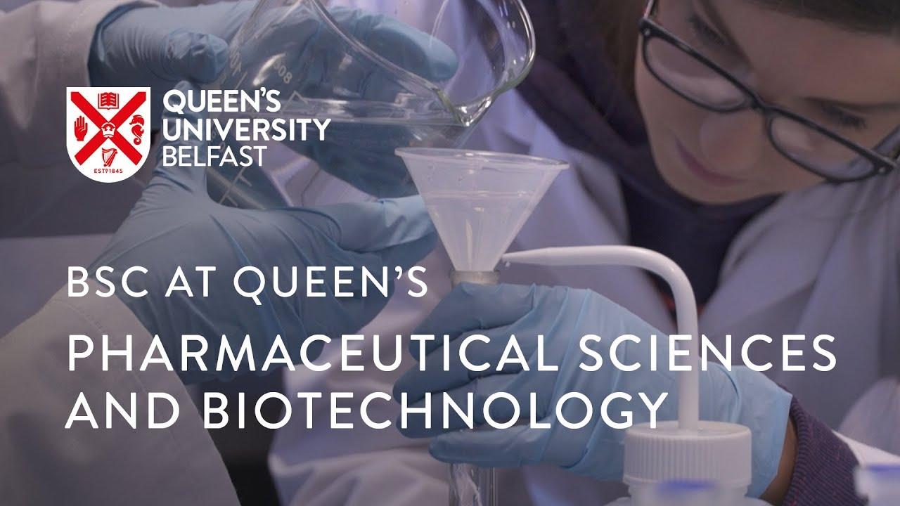 Pharmaceutical Biotechnology (BSC HONS) B212 | Courses