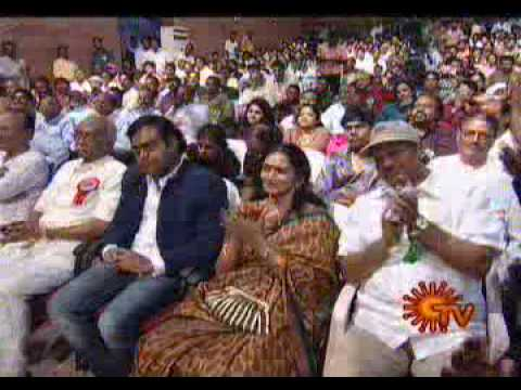 M S Viswanathan speaks about A R Rahman