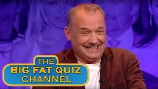 Bob Mortimer Gave Legal Advice to Jarvis Cocker - The Big Fat Quiz of the '90s