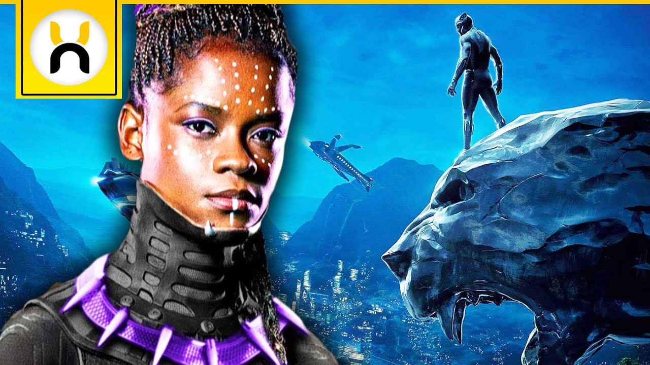Shuri Black Panther Suit Revealed In Concept Art Youtube