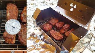 캠핑용 바베큐 그릴 옥타그릴 octagon grill