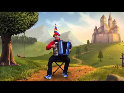 OKTOBERFEST-OBERKRAINER-POLKA MEDLEY- ACCORDION-Huib Hölzken-Limex MIDI MPR4- harmonika mix