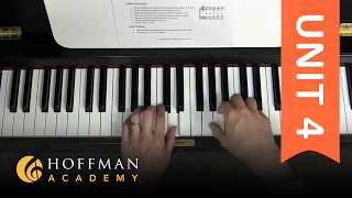 March: Hands Together - Piano Lesson 80 - Hoffman Academy