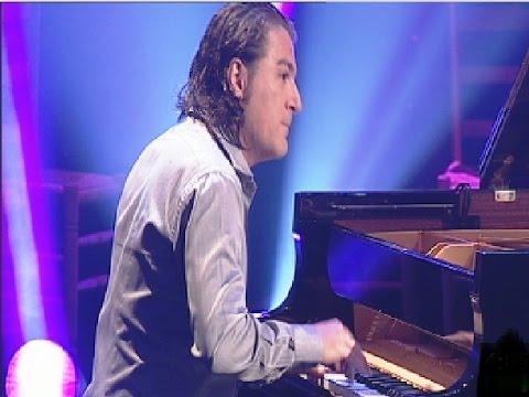Dorantes al piano: