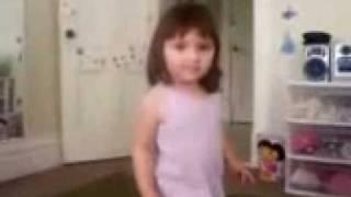 Baixar Menina dançando se solta se solta