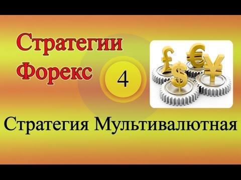 Стратегии Форекс 04 - Мультивалютная