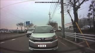 今日のDQNドライバー(千葉県白井市編)