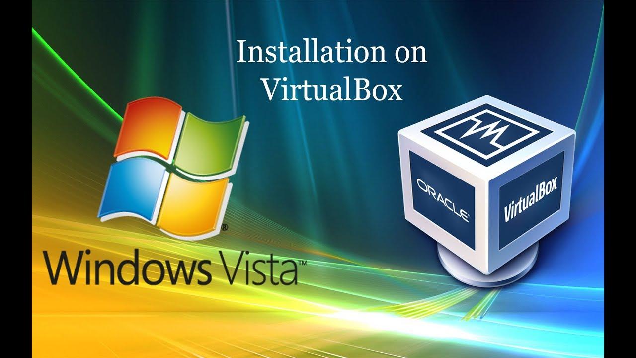 Install Windows Virtualbox Mac