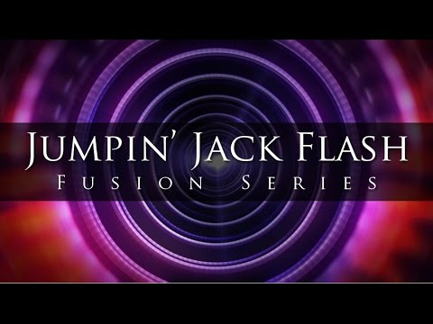 Ananda Shankar - Jumpin Jack Flash (Sitar Funk)