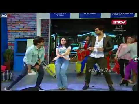Dance Bareng Ayu Ting Ting Dan Aktor India